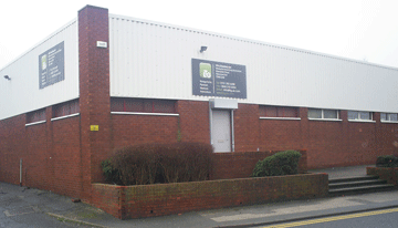 LTG (Cheshire) Ltd, Ellesmere Port.